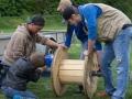 Tretboot bauen